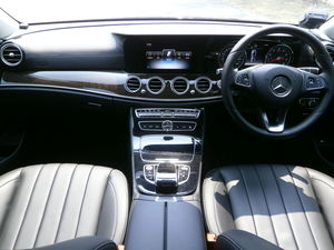 Mercedes-Benz E200 Exclusive 2017