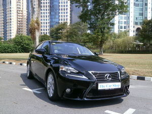 Lexus IS250 Luxury 2014