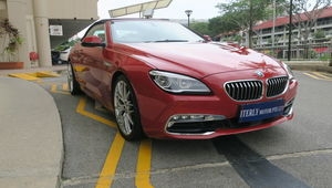 BMW 6 Series 640i Convertible  (A)