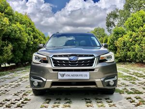 Subaru Forester 2.0i-L Sunroof (A)
