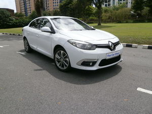 Renault Fluence Diesel 1.5A DCi Sunroof