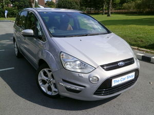 Ford S-Max 2.0A Ecoboost Titanium