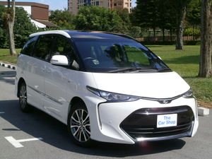 Toyota Previa 2.4A Aeras Luxury Moonroof 2017