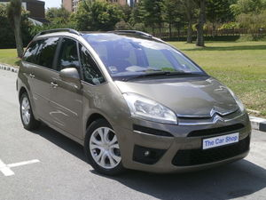 Citroën Grand C4 Picasso 1.6A THP Panoramic Roof