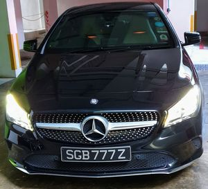 Mercedes-Benz CLA 200 Coupe Urban (R18 LED)