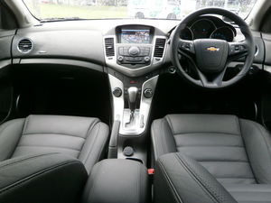 Chevrolet Cruze 1.4A Turbo 2017