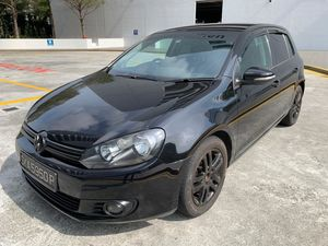 Volkswagen Golf 1.4A TSI (New 5-yr COE)